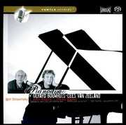 Stravinsky: Concerto for 2 pianos; Adams: Hallelujah Junction; Boulez: Structures, Book 2 (SACD) at Sears.com