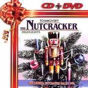 Tchaikovsky: The Nutcracker [Highlights] [Includes DVD] (CD + DVD) at Kmart.com