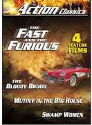 Action Classics: The Bloody Brood/The Fast and the Furious/Mutiny in the Big House/Swamp Women (DVD) at Kmart.com