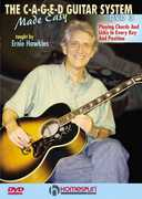 C-A-G-E-D Guitar System Made Easy, Vol. 3: The Next Step - Exploring Blues and Ragtime Progressions (DVD) at Sears.com