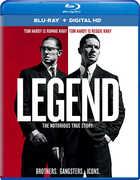 Legend , Tom Hardy