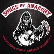 Sons of Anarchy: Seasons 1-4 / TV O.S.T. (CD) at Kmart.com