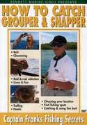 Captain Franks How to Catch Grouper & Snapper (DVD) at Kmart.com