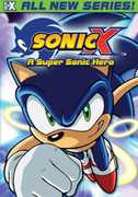 SONIC X 1: SUPER SONIC HERO (DVD) at Kmart.com