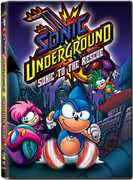 Sonic Underground: Sonic to the Rescue (DVD) at Kmart.com
