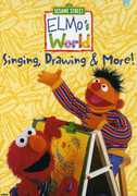 Elmo's World: Singing, Drawing & More! (DVD) at Sears.com