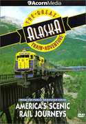 America's Scenic Rail Journeys: Great Alaska Train Adventure (DVD) at Sears.com