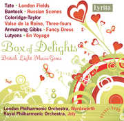 Box of Delights: British Light Music Gems (CD) at Kmart.com