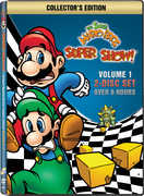 Super Mario Bros. Super Show!, Vol. 1 (DVD) at Kmart.com