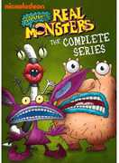 Aaahh Real Monsters: Complete Series (DVD) at Kmart.com