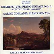 "Charles Ives: Piano Sonata No. 2 (""Concord, Mass., 1842-1860""); Aaron Copland: Piano Sonata (CD) at Sears.com"