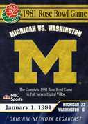 1981 Rose Bowl Game (DVD) at Sears.com