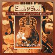 Slack & Steel: Acoustic & Electric Steel Guitar (CD) at Sears.com
