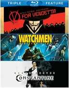 V for Vendetta & Watchmen & Constantine (Blu-Ray) at Kmart.com