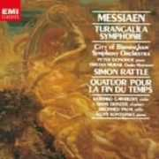 Messiaen : Turangalila Symphonie (2PC) [Import] , Simon Rattle