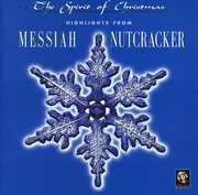 Messiah / Nutcracker-Hlts (CD) at Kmart.com