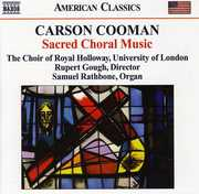 Carson Cooman: Sacred Choral Music (CD) at Kmart.com
