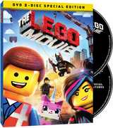 Lego Movie (DVD + UltraViolet)