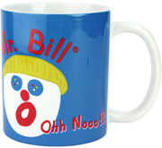 Mr. Bill Ceramic Mug