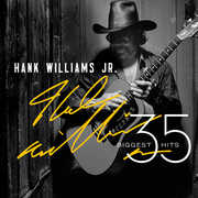 35 Biggest Hits , Hank Williams Jr.