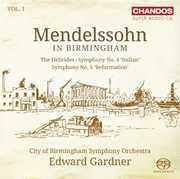 Mendelssohn in Birmingham 1 (SACD-Hybrid) at Kmart.com