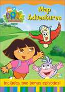 Dora the Explorer: Dora's Map Adventures (DVD) at Kmart.com