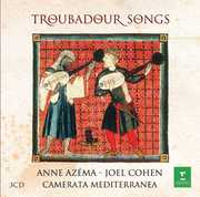 Troubadour Songs (3PC) , Anne Azema