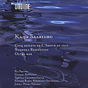 Kaija Saariaho: Cinq Reflets de L'Amour de Loin; Nymphea Reflection; Oltra Mar (CD) at Sears.com