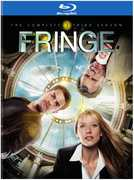 Fringe: The Complete Third Season [Blu-Ray]
