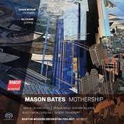 Mason Bates: Mothership