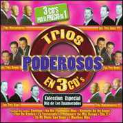Trios Poderosos en 3 CDS / Various (CD) at Kmart.com