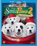 Santa Paws 2: The Santa Pups (Blu-Ray + DVD) at Kmart.com