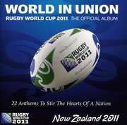 World in Union 2011-The Official Rugby World Cup a (CD) at Kmart.com