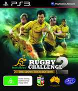 Rugby Challenge 2-The Lions Tour Edition
