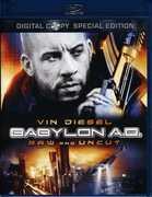 Babylon A.D. (Blu-Ray + Digital Copy) at Sears.com