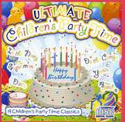 Ultimate Children's Party Time (CD) at Kmart.com