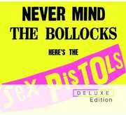 Never Mind the Bollocks, Here's the Sex Pistols [Deluxe Edition] (CD) at Sears.com