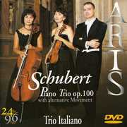 Schubert: Piano Trio, Vol. 2 - Op. 100 With Alternative Movement - Trio Italiano (DVD) at Sears.com