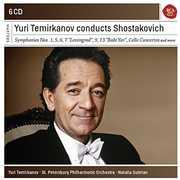 Yuri Termirkanov Conducts Shostakovitch , Yuri Temirkanov