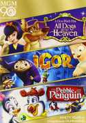 All Dogs Go to Heaven / Igor / Pebble & Penguin (DVD) at Sears.com