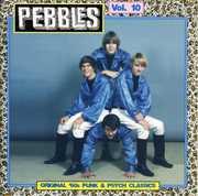 Pebbles 10 / Various (CD) at Sears.com
