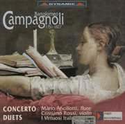 Concerto Duets: Cto in G Op 3 / #3 for FL & Orch (CD) at Sears.com