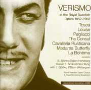 Verismo at the Roayl Swedish Opera 1950-1962, Vol. 8 (CD) at Sears.com
