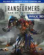Transformers: Age of Extinction (4PC)