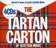 TARTAN CARTON OF SCOTTISH MUSIC (CD) at Kmart.com