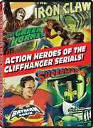 Action Heroes of the Cliffhanger Serials , Kane Richmond