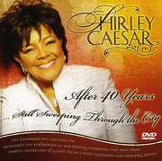 Shirley Caesar: After 40 Years: Still Sweeping Through the City (DVD) at Sears.com