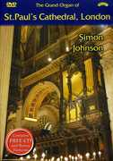Simon Johnson: The Grand Organ of St. Paul's Cathedral, London (DVD) at Sears.com