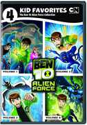 4 Kid Favorites: The Ben 10 Alien Force Collection (DVD) at Sears.com