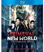 Primeval New World: Complete Series (3PC)